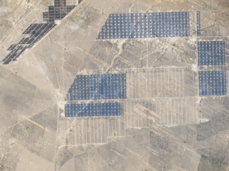 Longyangxia Dam Solar Park, China